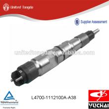 Inyector diesel Yuchai para L4700-1112100A-A38