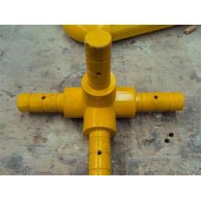 Perfis da fibra de vidro, ângulos da fibra de vidro, perfis Pultruded da fibra de vidro, Pultrusion de FRP / GRP