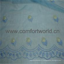 Tissu en rideau organza (SHCL00833)
