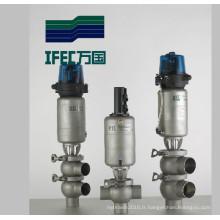 Vanne de coupure en acier inoxydable (IFEC-PR100003)