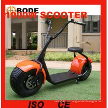 De calidad superior y superior marca E-scooter Scooter eléctrico de Motor con fuerte poder