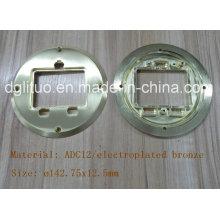 Couvercle de lampe / pièces en alliage d'aluminium en fonte / lampe