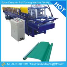 Máquinas de fabricação de molas de portas de aço, máquina de formação de rolos para porta de aço
