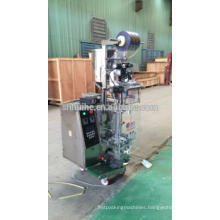 Automatic vertical pouch chocolate paste packing machine