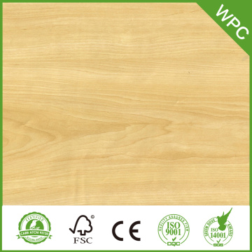 Piso Wpc impermeable ecológico Lvt Tile