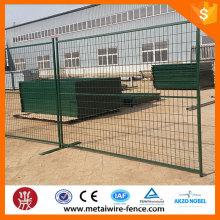Shengxin direto 6ft x 10ft painel de cerca temporária canadá