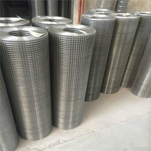 18 gauge electro galvanized welded wire mesh