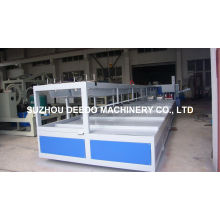 Automatic Four Pipe PVC Expanding Machine