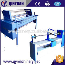 Textile oblique cutting machine