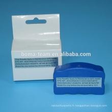 Réservoir d'encre de rebut / réutilisation de puce de boîte d'encre de rebut pour Epson WorkForce Pro WP-4511 WP-4511 WP-4521 WP-4531 T6771-T6774 Imprimantes