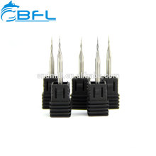 BFL-CNC hardness Taper Ball Nose Milling Cutter / Carbide End Mill for CNC Cutting Tool