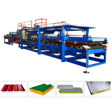 O melhor rolo do painel de parede do sanduíche do eps da qualidade que forma a linha de produção da máquina em China