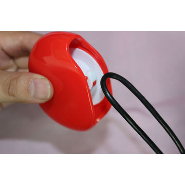 2014 advertising gift mini earphone cable winder