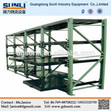 Customized Full Open Drawer Mold Storage Iron Rack