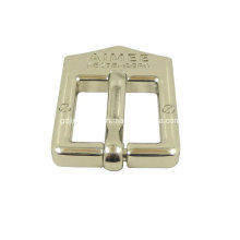 Silver Pin Buckle