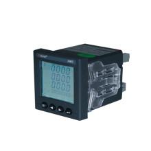 Alarm function secure kwh energy panel meter