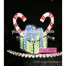 Damen Haar Zubehör Kuchen Süßigkeiten Kristall Tiara