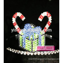 ladies hair accessories cake candy crystal tiara