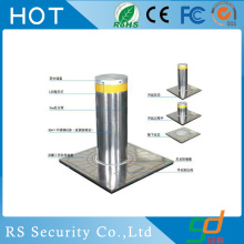Parking Rising Bollards Electrical Traffic Safety Bollard