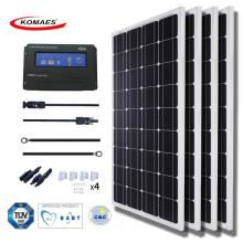400W Monocrystalline Solar Panels
