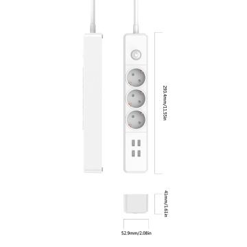 Multi-port Super chargeur mutiOrico 12 ports USB Chargeur de bureau ORICO DUB-12P 5V2.4A