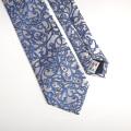 Chinois en gros Floral Mens Cravates Cravates Designer Marque Nom Italien Coréen Personnalisé Fabriqué Pas Cher Soie Tissé Cravate avec OEM
