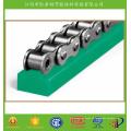 Guía de cadena de nylon extruida de alta precisión