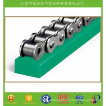 Tipo T Guía de la cadena para la máquina transportadora