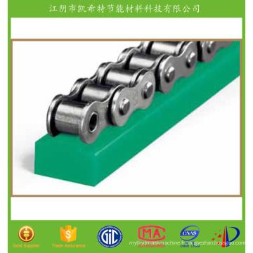 Guide de chaîne en nylon extrudé de haute précision