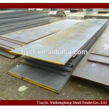 Placa de aço resistente ao desgaste AR500 NM500