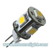 5050 SMD LED G4 Glühbirne G4 Lichter Warm White 12V DC
