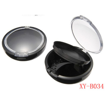 Plastic Compact Pressed Powder Case