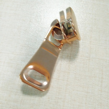 Rose Gold Zip Slider No. 8 Metall Zinklegierung