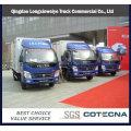 Venta caliente 4X2 10ton Foton Forland Light Truck Lorry