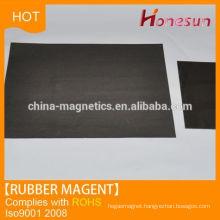 Hot sale rubber magnet sheet