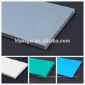 Folha de PVC branca 12 X 24