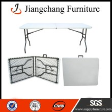 Outdoor Round Folding Plastic Table JC-T12