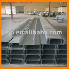 Rollformmaschine für Leiter Kabelrinne
