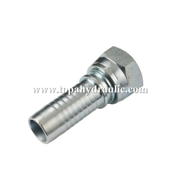 Vacuum fittings hydraulic coupling garden hose connector