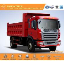 JAC 180hp dump truck factory high performance