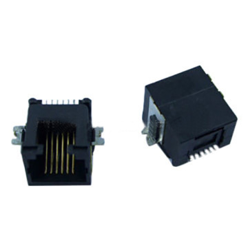 RJ11 SIDE ENTRY SMT PCB JACK