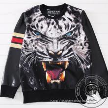 3D Tiger Print Sweatshirts