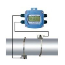 Battery Powered Ultrasonic Flowmeter