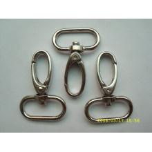Crochet de fermeture à glissière spécial sur mesure pour acier inoxydable pour ceinture