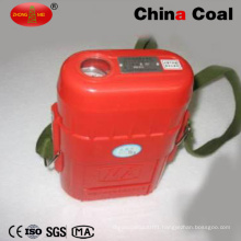 Zyx120 Compressed Oxygen Self-Rescuer for Mining