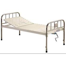 Muebles para hospitales Cama revestida de epoxi Semi-Fowler Medical B-31
