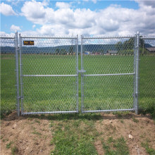 Galvanized Welded Wire Mesh Gate Gate
