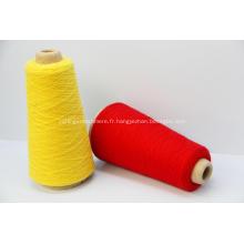 laine tricotée en laine cachemire