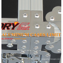 Flight Case Angle Clamp with 8 Holes