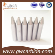 Tungsten Carbide Finish Grind Rods with Sharp End for Stone Carving